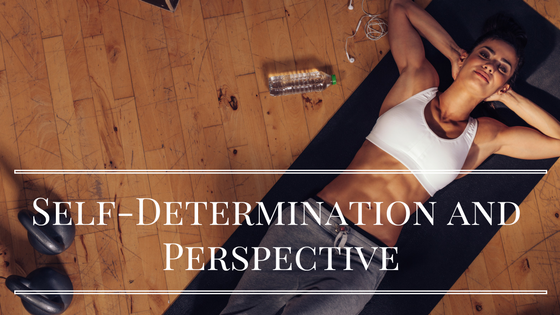 self-determination and perspective