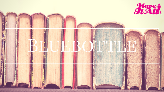 Bluebottle book review
